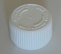 20mm Child Res. Solvent Wadd White